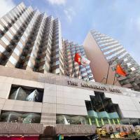 The Kimberley Hotel, hotel Hongkongban