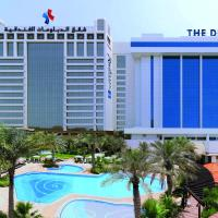 The Diplomat Radisson Blu Residence, hotel near Bahrain International Airport - BAH, Manama