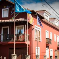 Hotel El Sueve, hotel in Colunga