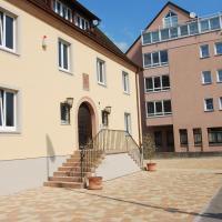 Hotel Zur Schmiede, отель в городе Радольфцелль