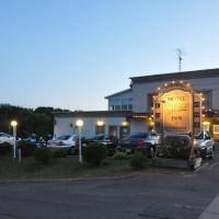 Motel Bel-Eau, hotel em Montebello