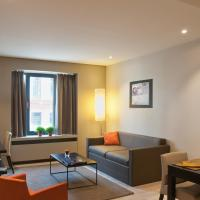 Castelnou Aparthotel, hotell sihtkohas Gent