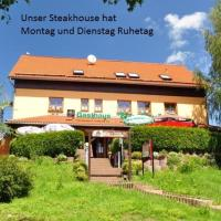Steakhouse & Pension Crazy Horse, hotel in Suhl