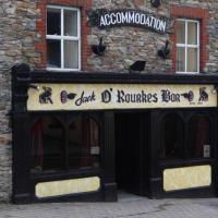 Jack O'Rourke's Bar & Accommodation, hotel in Abbeyfeale
