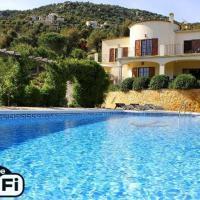Villa Bouganvilla, hotel en Calonge