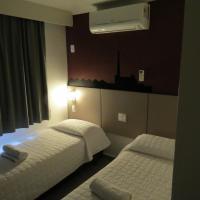Minuano Hotel Express próximo a Rodoviária, Santa Casa e Aeroporto