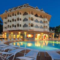 Fortuna Beach Hotel, отель в Мармарисе