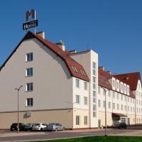 Hotel Milenium, hotel in Legnica