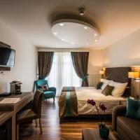 Hotel Rousseau, отель в Женеве