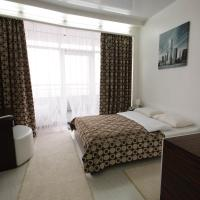 SkyTech Most City Hotel 19 floor PANORAMIC VIEW, готель у місті Дніпро
