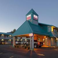 Alpine Inn, hotel em Valemount