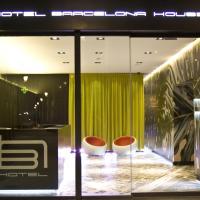 Barcelona House, hotel in Ramblas, Barcelona