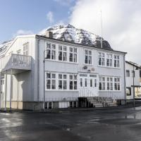 Einarshúsid Guesthouse, hotel in Bolungarvík
