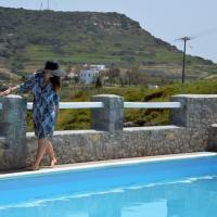 Hotel Glaronissia Rooms & Suites, hotel in Pollonia