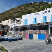 Pensione La Sirena, hotel in Filicudi