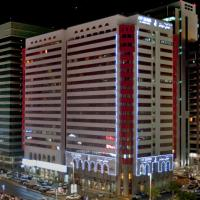 City Seasons Al Hamra Hotel, hotel a Abu Dhabi, Downtown Abu Dhabi