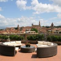 Hotel Continentale, hotel in Arezzo