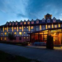 Hotel Golfer, hotel v Kremnici