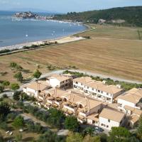 Residence Talamone Il Poderino, hotell i Talamone