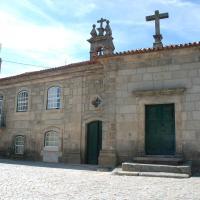 Solar dos Pedrosos, hotel in Fornos de Algodres