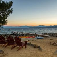 Red Wolf Lakeside Lodge, hotel in Tahoe Vista