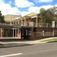 Golf Links Motel, hotel sa Tamworth