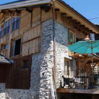 Appartement Dans Chalet de Montagne, hotel in Bozel