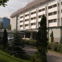 Astana International Hotel, hotel in Almaty