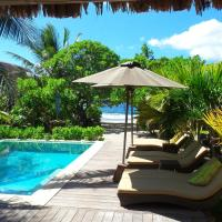 Green Lodge Moorea, hotel perto de Aeroporto Moorea - MOZ, Teavaro