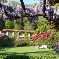 Park Hotel Villa Belvedere, hotell i Cannobio