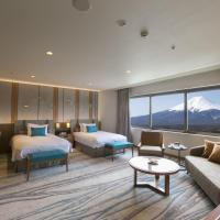 Highland Resort Hotel & Spa, hotel in Fujiyoshida