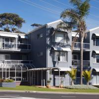 Mollymook Cove Apartments, hotel in Mollymook