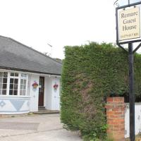 Remarc Guest House, hotel in Takeley