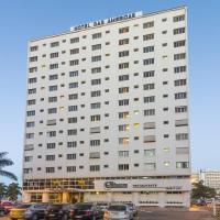 브라질리아에 위치한 호텔 아메리카 비타르 호텔