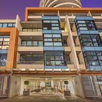 Melbourne Holiday Apartments Flinders Wharf, hotel in Docklands, Melbourne