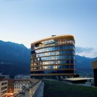 aDLERS Hotel Innsbruck, hotel v Innsbrucku