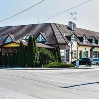 Penzión Evergreen, hotel v destinaci Trenčín