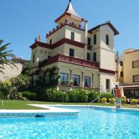Hotel Hostal del Sol, hotel in Sant Feliu de Guíxols