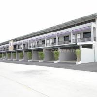 Eazy Motel B.a.n.g.n.a, hotel in Samutprakarn