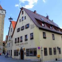 Hotel Zum Breiterle, hotel in Rothenburg ob der Tauber