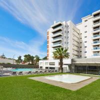 Alcazar Hotel & SPA, hotel in Monte Gordo