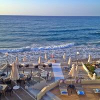 Filoxenia Beach Hotel, hotel in Rethymno