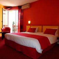 Hotel Tennis International, hôtel au Cap d'Agde