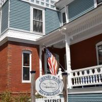 Cheney House Bed & Breakfast, hotel in Ashland