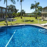 Mid City Motor Inn, hotel em Mackay