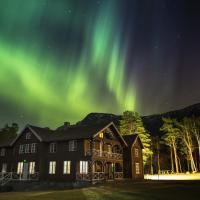 Phillipshaugen Lodge, hotel in Øksendalsøra