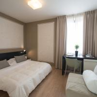 Berghotel, отель в Бергамо