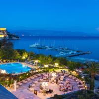 Corfu Palace Hotel, отель в Керкире