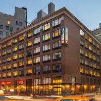 Hilton Garden Inn New York/Tribeca, hotel in Tribeca, New York