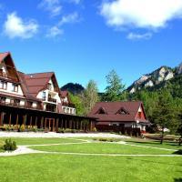 Hotel Nad Przełomem – hotel w Sromowcach Niżnych